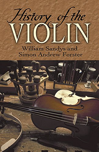 9780486452692: History of the Violin (Dover Books on Music)
