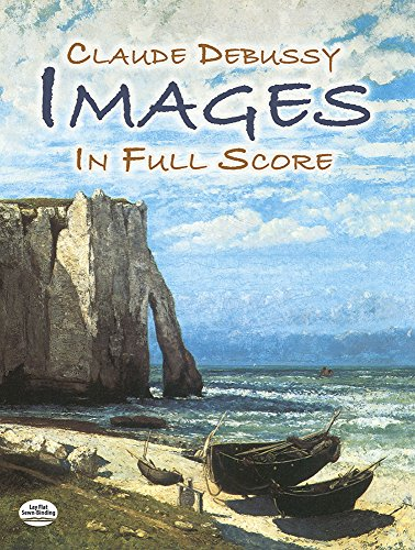 9780486452708: Images in Full Score (Dover Music Scores)