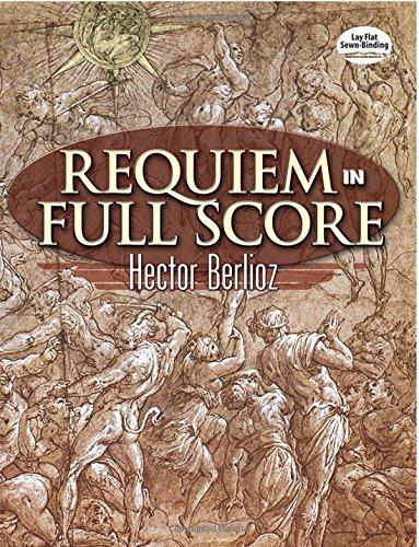 9780486452715: Requiem in Full Score (Dover Music Scores)