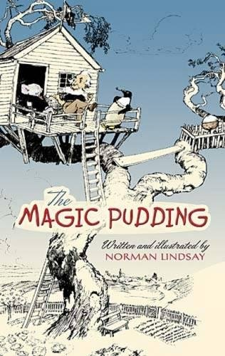9780486452814: The Magic Pudding (Dover Children's Classics)