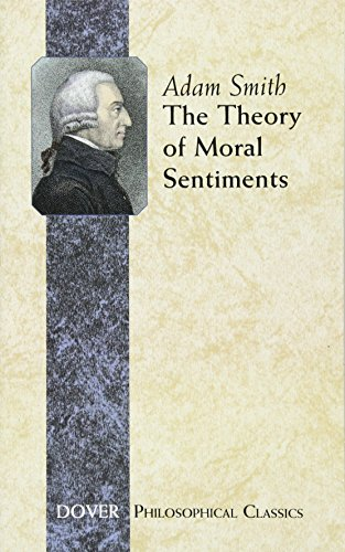 9780486452913: The Theory of Moral Sentiments (Dover Philosophical Classics)