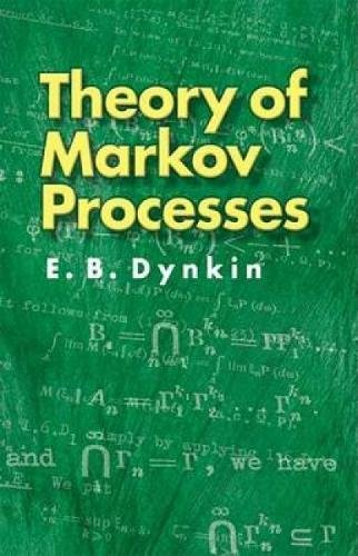 9780486453057: Theory of Markov Processes (Dover Books on Mathematics)