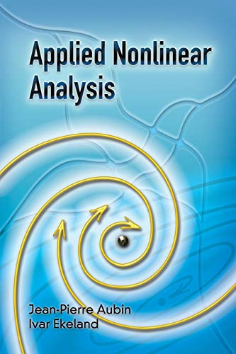 9780486453248: Applied Nonlinear Analysis (Dover Books on Mathematics)