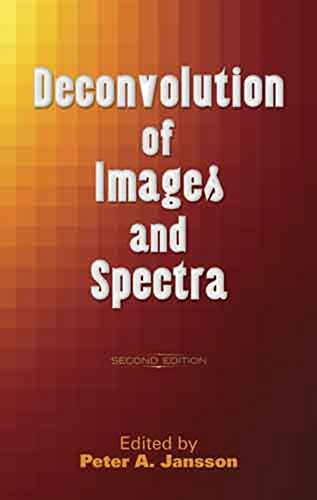 9780486453255: Deconvolution of Images and Spectra: Second Edition (Dover Books on Engineering)