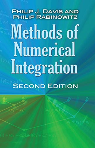 9780486453392: Methods of Numerical Integration: Second Edition (Dover Books on Mathematics)