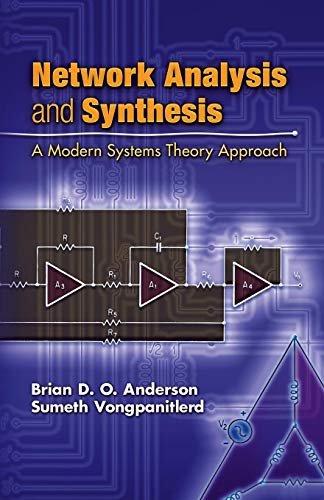 9780486453576: Network Analysis and Synthesis: A Modern Systems Theory Approach (Dover Books on Engineering)