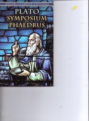 9780486454160: Symposium & Phaedrus (Dover Classics)