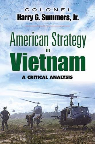 9780486454542: American Strategy in Vietnam: A Critical Analysis (Dover Military History, Weapons, Armor)