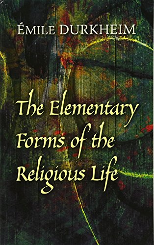 9780486454566: The Elementary Forms of the Religious Life