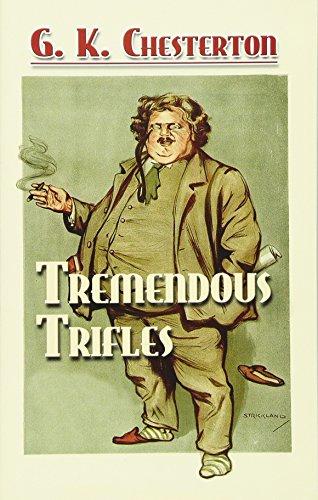 9780486454757: Tremendous Trifles (Dover Books on Literature & Drama)