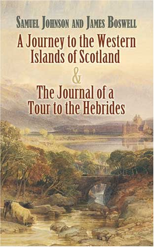 9780486455549: A Journey to the Western Islands of Scotland and The Journal of a Tour to the Hebrides