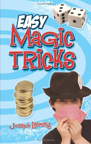 9780486455556: Easy Magic Tricks (Dover Magic Books)