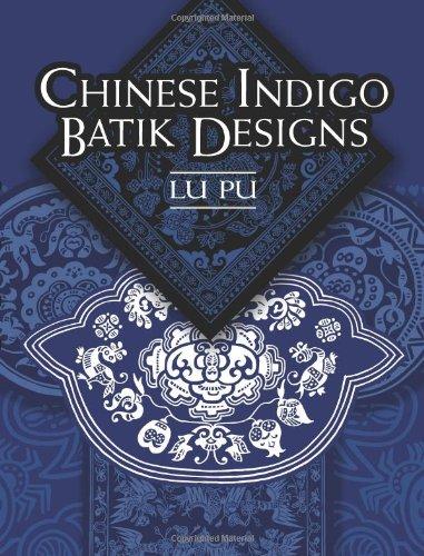 9780486455600: Chinese Indigo Batik Designs