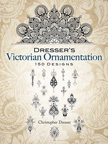 9780486455648: Dresser's Victorian Ornamentation: 150 Designs