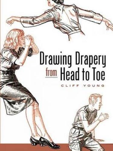9780486455914: Drawing Drapery from Head to Toe (Dover Art Instruction)