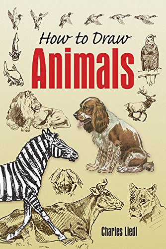 9780486456065: How to Draw Animals (Dover Art Instruction)