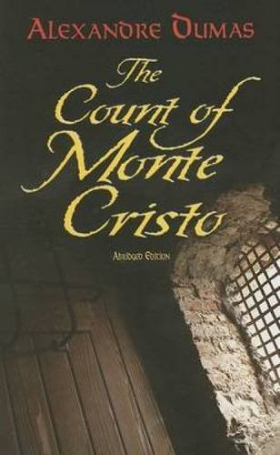 9780486456430: The Count of Monte Cristo: Abridged Edition (Dover Books on Literature & Drama)