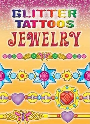 Glitter Tattoos Jewelry (Dover Tattoos): Anna Pomaska