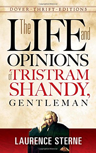 9780486456485: The Life and Opinions of Tristram Shandy, Gentleman (Dover Thrift Editions)