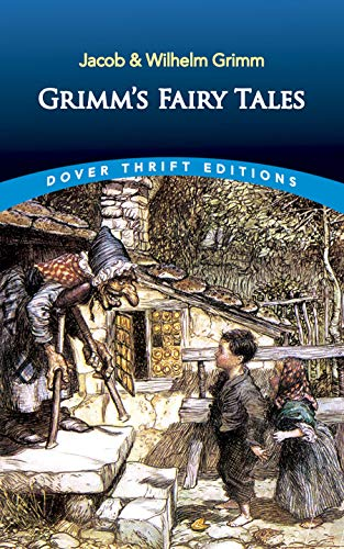 9780486456560: Grimm's Fairy Tales (Dover Thrift Editions)