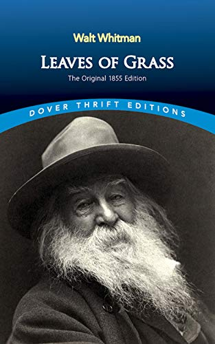 9780486456768: Leaves of Grass: The Original 1855 Edition