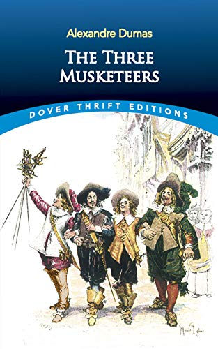 9780486456812: The Three Musketeers (Dover Thrift Editions)