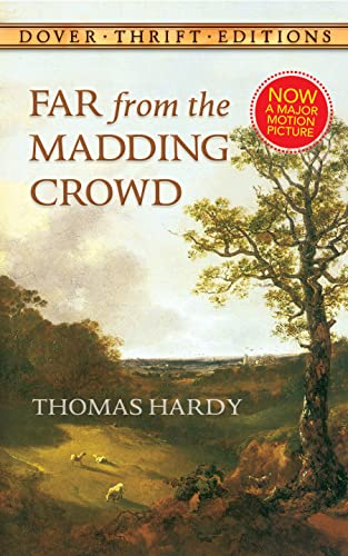 9780486456843: Far from the Madding Crowd (Dover Thrift Editions)
