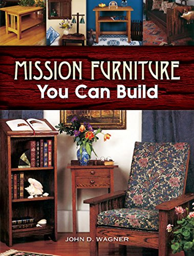 9780486457208: Mission Furniture You Can Build (Dover Woodworking)