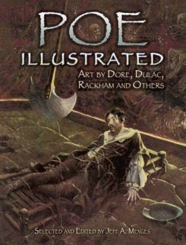 9780486457468: Poe Illustrated: Art by Dore, Dulac, Rackham and Others (Dover Fine Art, History of Art)