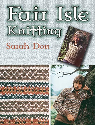 9780486457543: Fair Isle Knitting (Dover Knitting, Crochet, Tatting, Lace)