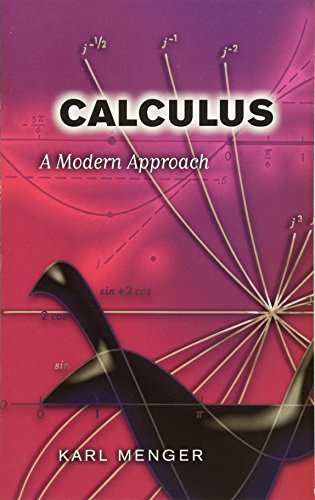 9780486457710: Calculus: A Modern Approach