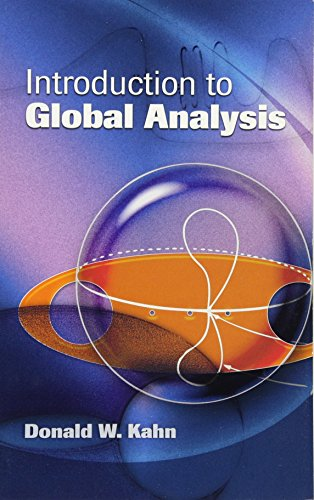 9780486457826: Introduction to Global Analysis