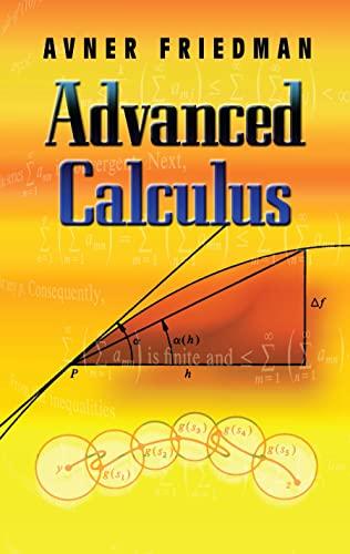 9780486457956: Advanced Calculus (Dover Books on Mathematics)