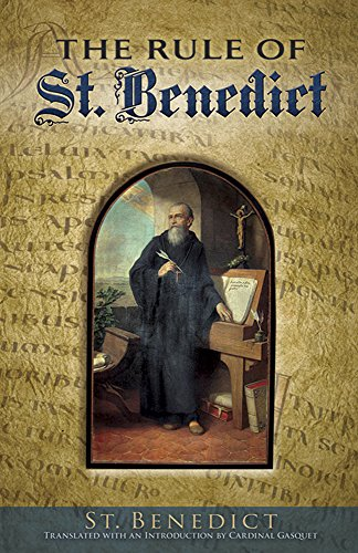 9780486457963: The Rule of St. Benedict (Dover Books on Western Philosophy)