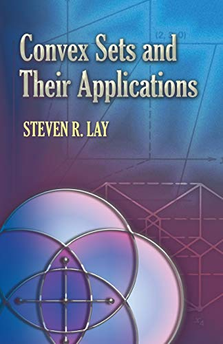9780486458038: Convex Sets and Their Applications (Dover Books on Mathematics)