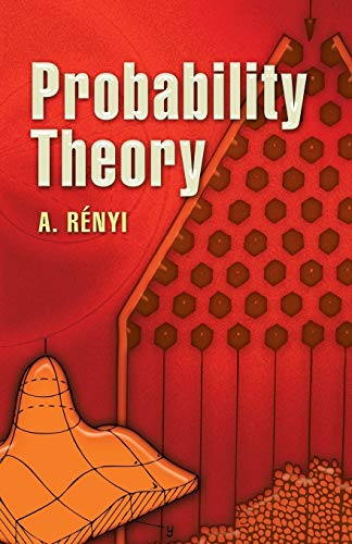 Probability Theory Format: Paperback: Renyi, Alfred