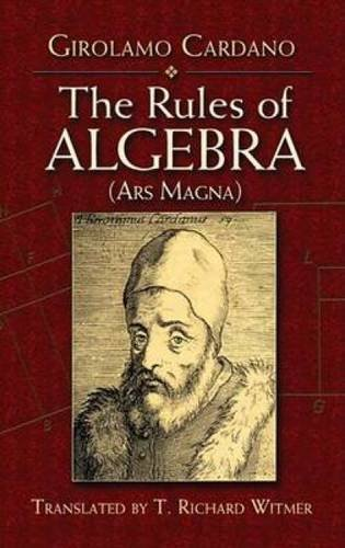 9780486458731: The Rules of Algebra (Dover Books on Mathematics)
