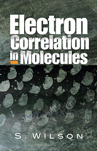 9780486458793: Electron Correlation in Molecules (Dover Books on Chemistry)