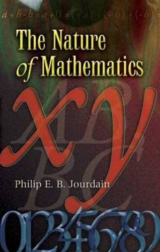 9780486458854: The Nature of Mathematics (Dover Books on Mathematics)