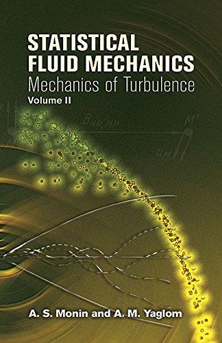 9780486458915: Statistical Fluid Mechanics, Volume II: Mechanics of Turbulence (Volume 2) (Dover Books on Physics)