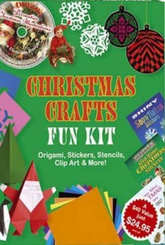 9780486459004: Christmas Crafts Fun Kit (Dover Fun Kits)