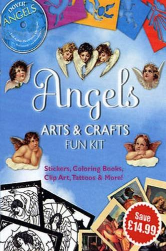 9780486459257: Angels Arts and Crafts Fun Kit