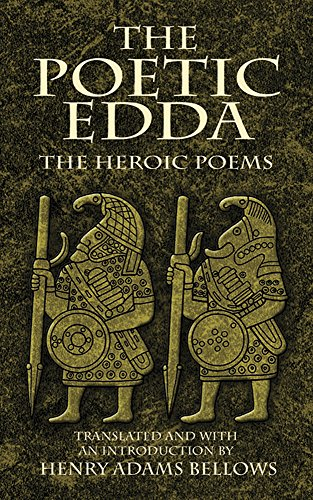 9780486460215: The Poetic Edda: The Heroic Poems (Dover Value Editions)