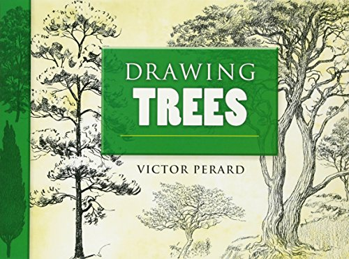 9780486460345: Drawing Trees (Dover Art Instruction)