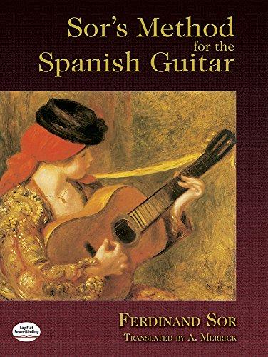 9780486460437: Sor's Method for the Spanish Guitar