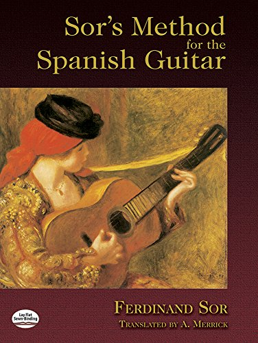 9780486460437: Sor's Method for the Spanish Guitar