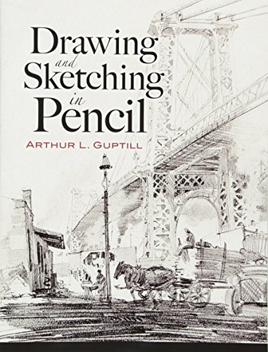 9780486460482: Drawing and Sketching in Pencil (Dover Art Instruction)