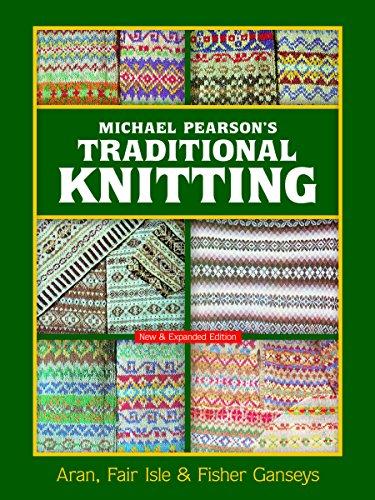9780486460536: Michael Pearson's Traditional Knitting: Aran, Fair Isle & Fisher Ganseys