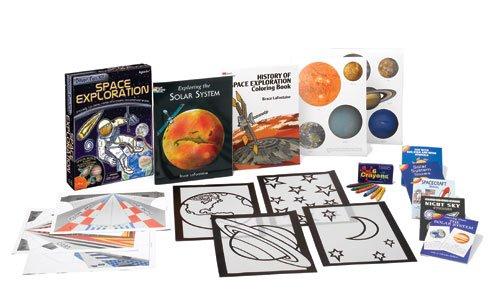 9780486460659: Space Exploration Fun Kit (Dover Fun Kits)