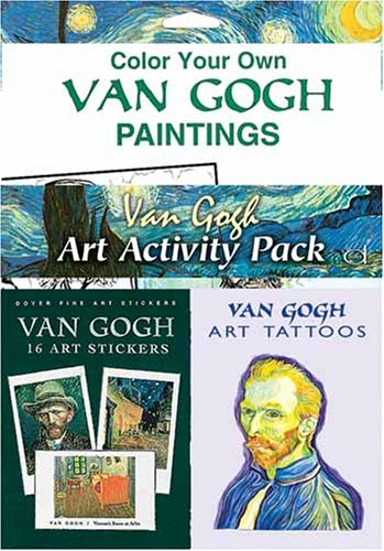Van Gogh Art Activity Pack: Dover